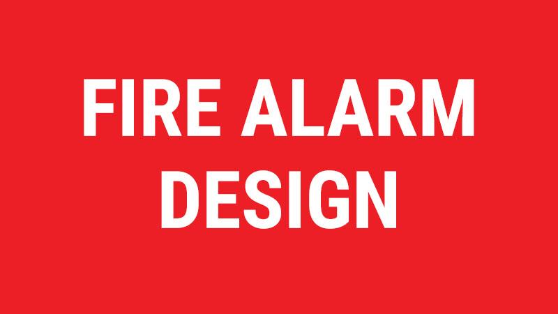 Fire Alarm Design Virtual Classroom: Pacific Time