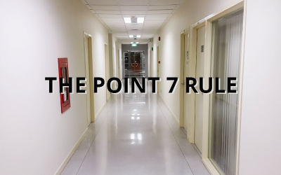 The Point 7 Rule